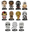 Funko Pop! Star Wars Ep VII - The Force Awakens Series 1 Set of 11