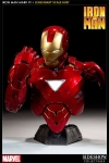 Sideshow - Iron Man Mark VI Legendary Scale Bust