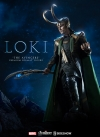 Sideshow - Marvel Collectibles - The Avengers Loki Premium Format Statue