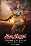 Sideshow - Red Sonja She-Devil with a Sword Premium Format Statue