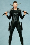 "HCG - 1/6 Scale ""Ninja"" Alice Statue - Resident Evil Afterlife"