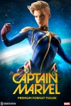 Sideshow - Marvel Collectibles - Captain Marvel Premium Format Statue