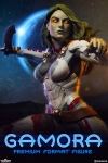 Sideshow - Marvel Collectibles - Gamora Premium Format Statue