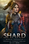 Sideshow - Court of the Dead Collectibles - Shard Mortal Trespasser Premium Format Statue