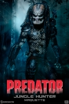 Sideshow - Predator Jungle Hunter Maquette Statue