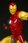 Sideshow - Marvel Collectibles - Iron Man Statue