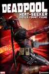 Sideshow - Marvel Collectibles - Deadpool Heat-Seeker Premium Format Statue