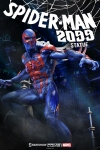 Sideshow - Marvel Collectibles - Spider-Man 2099 Statue