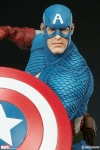 Sideshow - Marvel Collectibles - Captain America Statue
