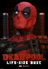 Sideshow - Marvel Collectibles - Deadpool Life-Size Bust