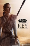 Sideshow - Star Wars Collectibles - Rey Premium Format Statue