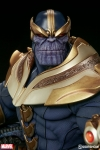 Sideshow - Marvel Collectibles - Thanos on Throne Maquette Statue