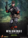 Hot Toys - 1/6 Scale Metal Gear Solid 3 Snake Eater: Naked Snake Collectible Figure