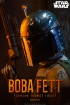 Sideshow - Star Wars Collectibles - Boba Fett ROTJ Premium Format Statue