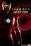 Sideshow - Marvel Collectibles - Iron Man Mark III Life-Size Figure