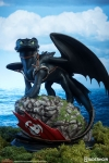 Sideshow - How to Train Your Dragon - Toothless Statue