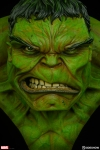 Sideshow - Marvel Collectibles - Incredible Hulk Life-Size Bust