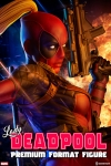 Sideshow - Marvel Collectibles - Lady Deadpool Premium Format Statue
