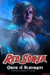 Sideshow - Red Sonja Queen of Scavengers Premium Format Statue