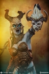 Sideshow - Court of the Dead Collectibles - Kier Death's Warbringer Premium Format Statue