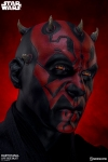 Sideshow - Star Wars Collectibles - Darth Maul Life-Size Bust