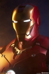 Sideshow - Marvel Collectibles - Iron Man Mark III Life-Size Bust