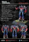 Calibre - Transformers - DOTM Optimus Prime Statue
