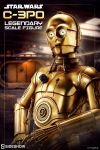 Sideshow - Star Wars Collectibles - C-3PO Legendary Scale(TM) Figure